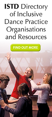 ISTD Directory of Inclusive Dance Practice Resources