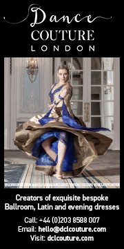 DANCE COUTURE LONDON