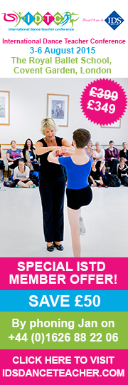 IDS Dance Teacher Conference August 2015