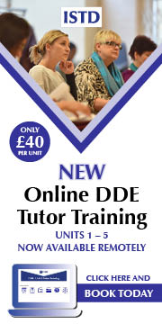 NEW DDE Online Tutor Training