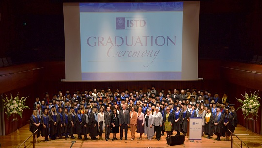 Graduation Ceremony 2019 - Group Photo