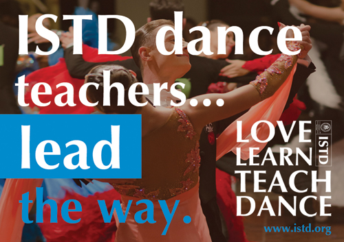ISTD dance teachers lead the way