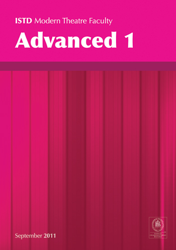 Modern Theatre Advanced 1 Syllabus