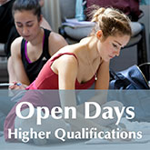 Higher Qualifications Open Days