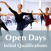 Initial Qualifications Open Days