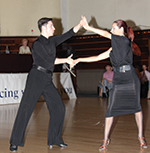 Simple Choreography Samba & Rumba, Greg Gillespie