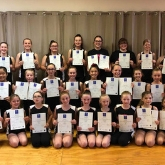 Whyalla Ballet School Tap, Jazz and Modern students