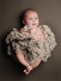 Angel's Face Tutu Pettiskirt