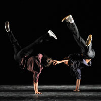 Spotlight on Youth Dance England