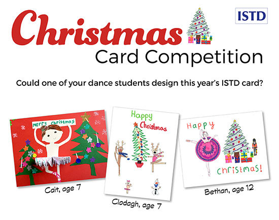 christmas card competition 2018