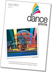 Dance Proms e-book - July 2011