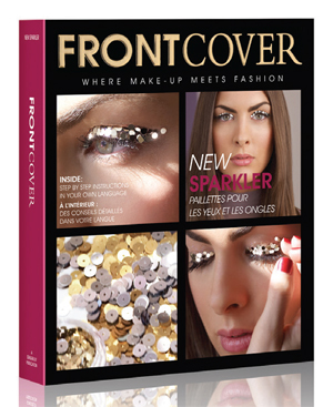 Front Cover Sparkler Make-up Set
