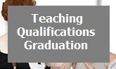 Teaching Qualifications Graduation