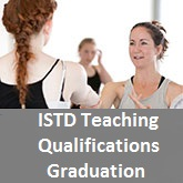 ISTD Teaching Qualifications Graduation
