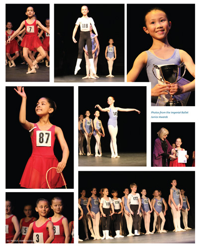 Imperial Ballet Junior Awards