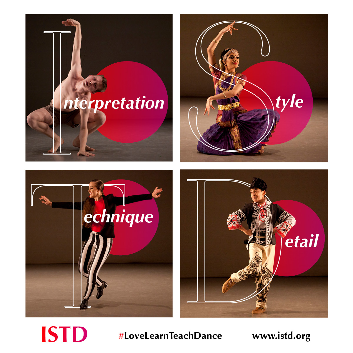 ISTD is for