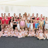The Amy-Leigh Academy of Dance at its second anniversary show