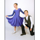 Students from First Class Dance School
