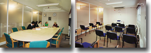 ISTD2 Meeting Rooms