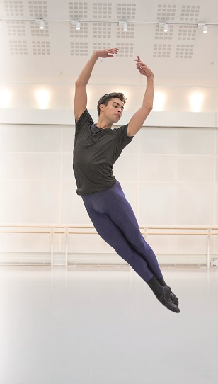James Hay, First Solost of The Royal Ballet