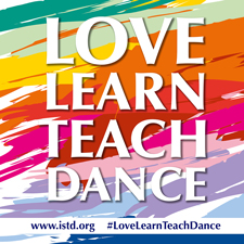 Love Learn Teach Dance Faculty colours
