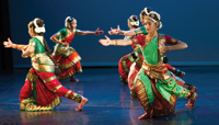 students of Chitraleka  Dance Academy