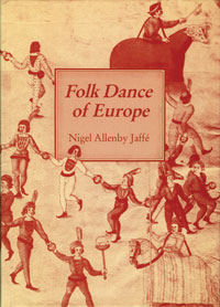 Scan of Nigel Allenby Jaffe's Book for Dance Magazine