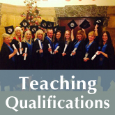 Teaching Qualifications