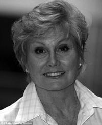 Photo of: Angela Rippon OBE