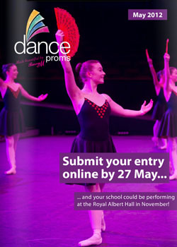 Dance Proms May e-book