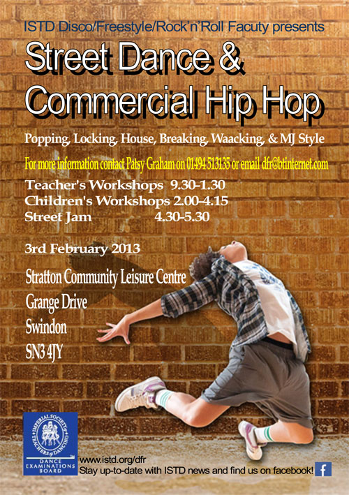 Street Dance Workshop 2013