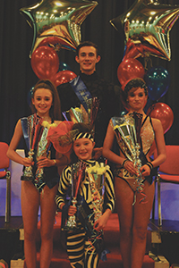 Winners of Imperial Dancer of the Year 2014