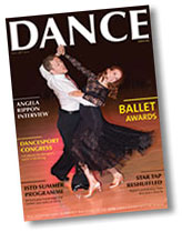 DANCE 476 image of the front cover