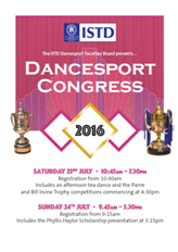 Dancesport Congress 2016
