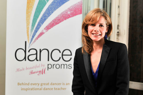 Dance Proms 2012 - Darcey Bussell (photo by David Tett)