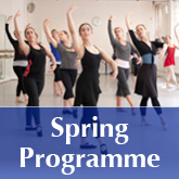 Courses and Training - Spring Programme 2017