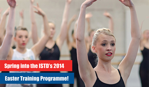 Spring into the ISTD's Easter Programme
