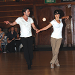 Simple Choreography Jive & Samba, Carlos & Elena Custodio