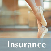 Dance teachers insurance