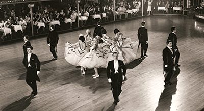 Formation Team trained by Jack and Joyce on television's Come Dancing in 1967