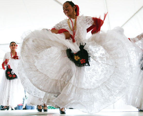 Costume from Veracruz State