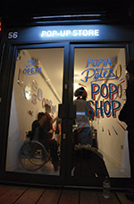 Poppin Pete's pop shop, photo by Eryck Brahmania